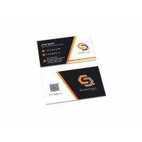Business Card Ivory Card